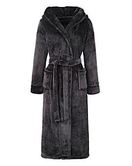 Pretty Secrets Luxury Hooded Gown 48in
