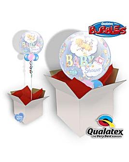 Moments Baby Shower Bubble Balloon Box