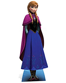 Frozen Anna Life Size Cut Out