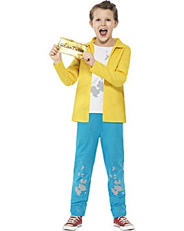 Roald Dahl - Charlie Bucket Costume