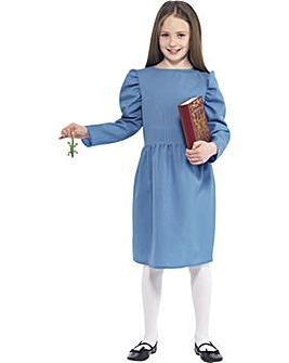 Roald Dahl - Matilda Costume