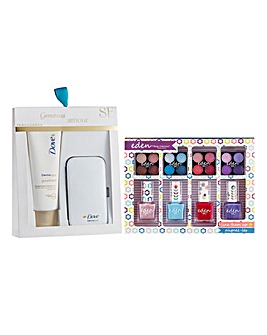 Dove Derma Spa Set and Eyes & Nails Set