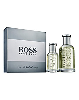 Hugo Boss Bottled Mens EDT Gift Set