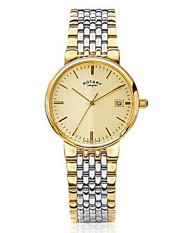 Rotary Gents Two Tone Watch