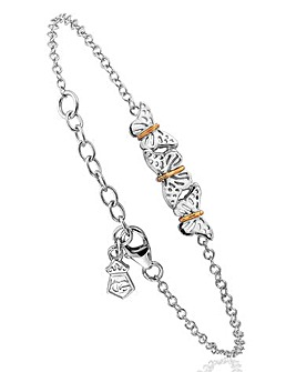 Clogau Butterfly Affinity Bracelet