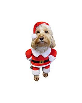 Santa Dress up Extra Small