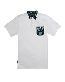 Voi Kansas White Polo Long