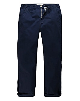 Jacamo French Navy Basic Chino 29In