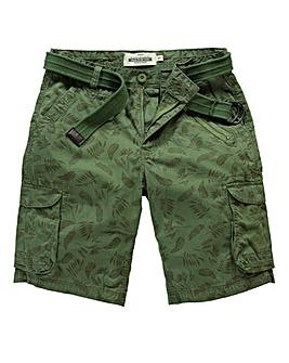 Jacamo Bexar Floral Cargo Shorts