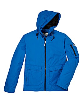 Weekend Offender Mistro Blue Jacket Long