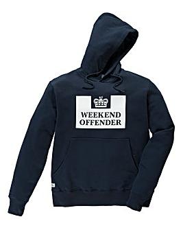 Weekend Offender HM Service Hoodie Long
