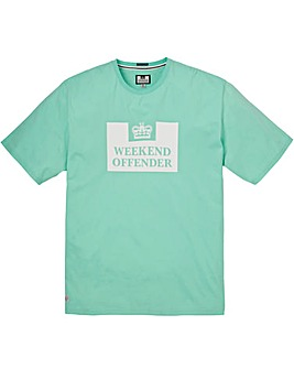 Weekend Offender Prison Tea Tr T-Shirt L