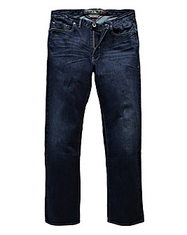 Mish Mash Clark Loose Taper Jean 31in