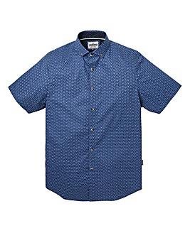 Mish Mash Leyburn Print Shirt Regular
