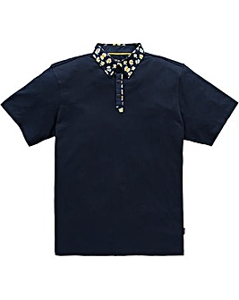Mish Mash Keswick Navy Polo Long