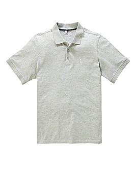 Jacamo Fleck Polo Longer Length