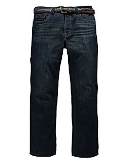 UNION BLUES Victor Straight Jeans 33in