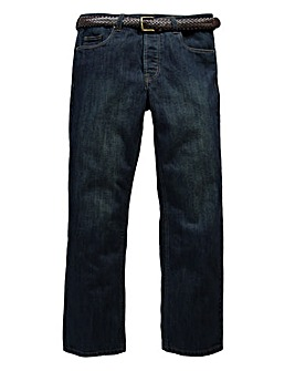 UNION BLUES Quebec Bootcut Jean 31in