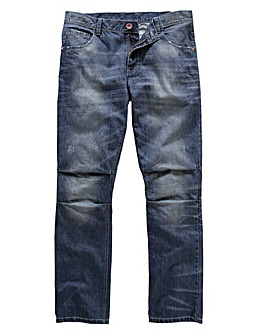 UNION BLUES Charlie Straight Jeans 31in