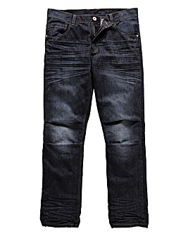 UNION BLUES Charlie Straight Jeans 33in