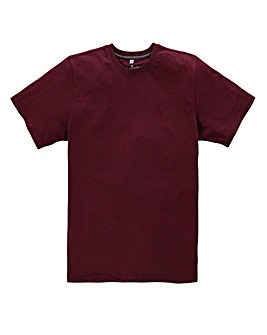Jacamo Griffin Fleck T-Shirt Reg