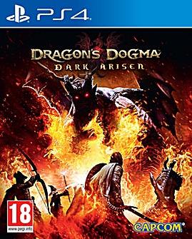 Dragon Dogma Dark Arisen PS4