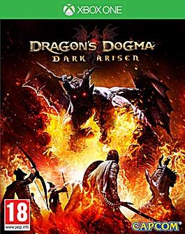 Dragon Dogma Dark Arisen Xbox One