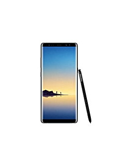 Samsung Galaxy Note 8 phone - Black