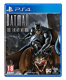 The Telltale Series Batman Enemy Within