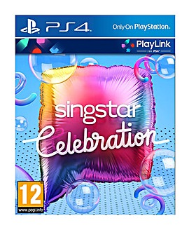 Singstar Celebration PS4