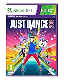 Just Dance 2018 Xbox 360
