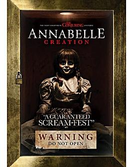Annabelle Creation DVD