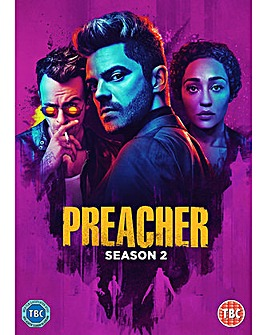 Preacher Season 2 DVD