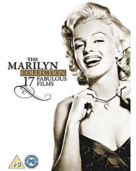 Marilyn Monroe Complete Boxset DVD