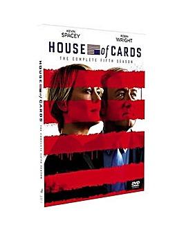 House Of Cards Season 5 DVD