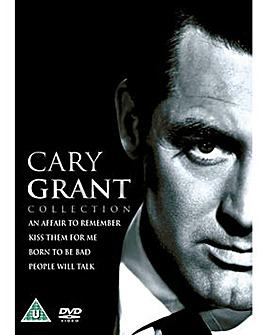 Cary Grant Collection DVD
