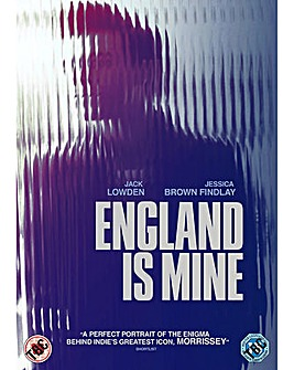 England Is Mine DVD