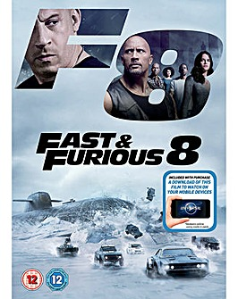 Fast & Furious 8 DVD