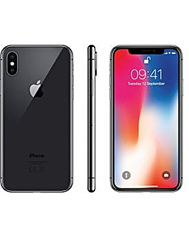 iPhone X 256GB Grey