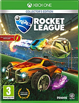 Rocket League Collectors Edition XB1