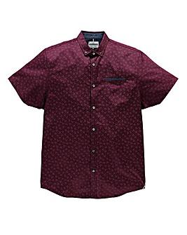 Mish Mash Thrawl Short Sleeve Shirt Long