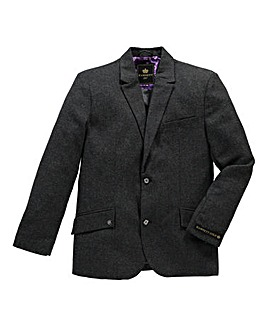 Hamnett Gold Heath Charcoal Blazer