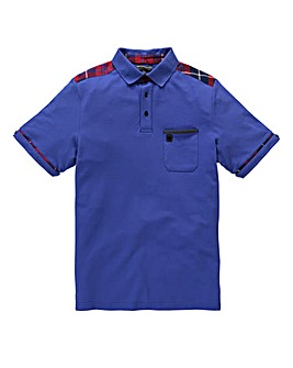 Voi Alfaro Dazzle Blue Polo Long