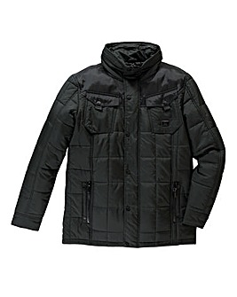 Voi Speed Black Padded Jacket