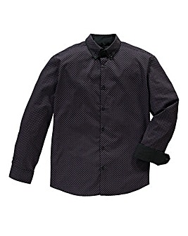 Black Label by Jacamo Dundee Burg Shrt L