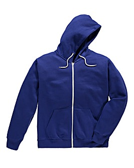 Jacamo Royal Bailey Hooded Top Reg