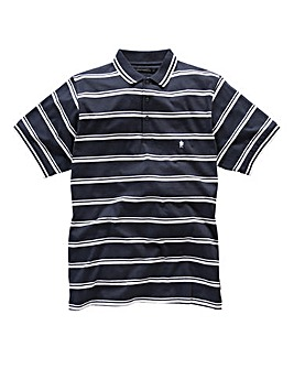French Connection Twin Stripe Polo