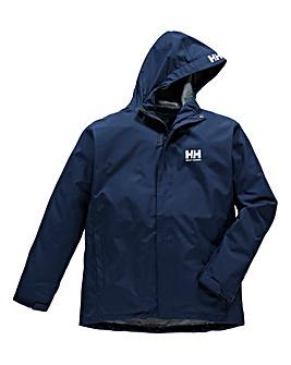 Helly Hansen Eskdale Navy Jacket Long