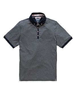 Bewley & Ritch Kiles Navy Polo
