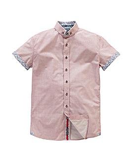 Bewley & Ritch Taron Red Shirt